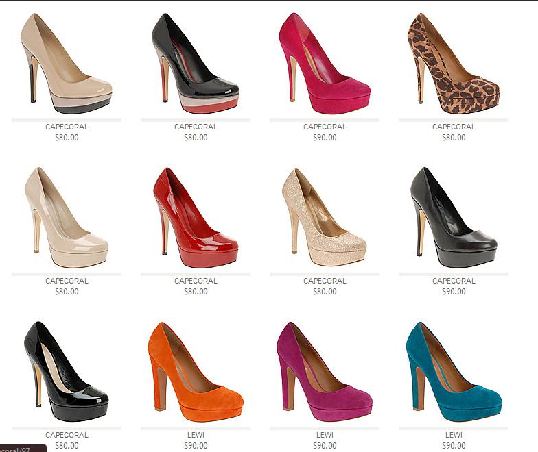 aldo shoes milan